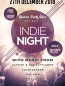 Indie Night (Dec 2018)