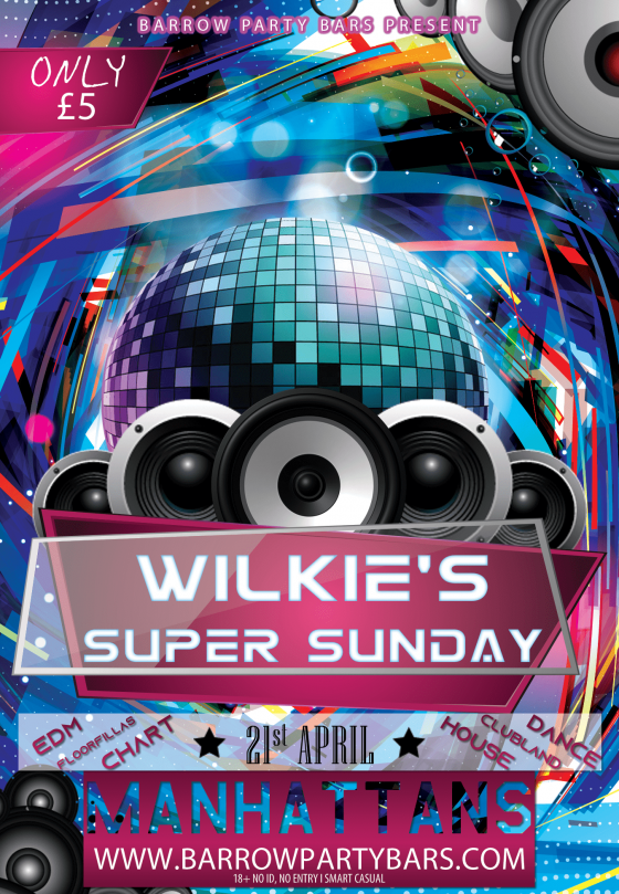 Wilkie's Super Sunday